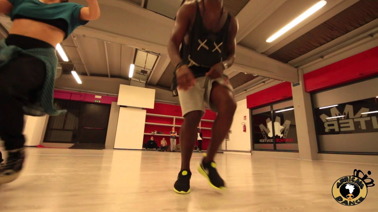 New African Dance| coupè dècalè