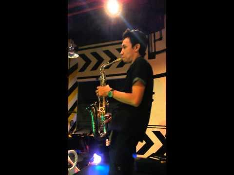 Mantan terindah saxophone cover
