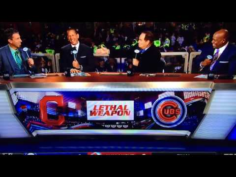 A-Rod Calls Pete Rose a Tool FS1 Postgame Show World Series
