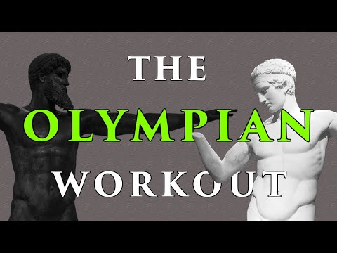 How Did Ancient Greek Athletes Exercise? Pankration Series Episode 3: The Olympian Workout