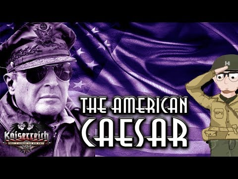 Hearts of Iron IV - Kaiserreich Mod | The American Ceaser | #3 [Volunteers]