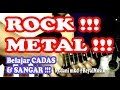 Teknik Melodi / Solo / Lead / Lick Gitar Rock Metal Speed ...