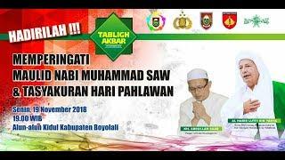 Download Video [LIVE] Maulid Nabi & Tasyakuran Hari Pahlawan Bersama Habib Luthfi bin Yahya MP3 3GP MP4