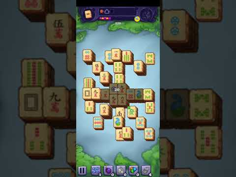 Mahjong Treasure Quest  เกมส์จับคู่ไพ่นกกระจอก level 42
