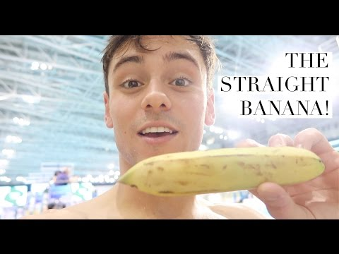 SILVER MEDAL! | DON'T STOP DABBING | THE STRAIGHT BANANA! | Guangzhou 2017 | Tom Daley