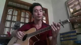Vùng Lá Me Bay Solo Guitar
