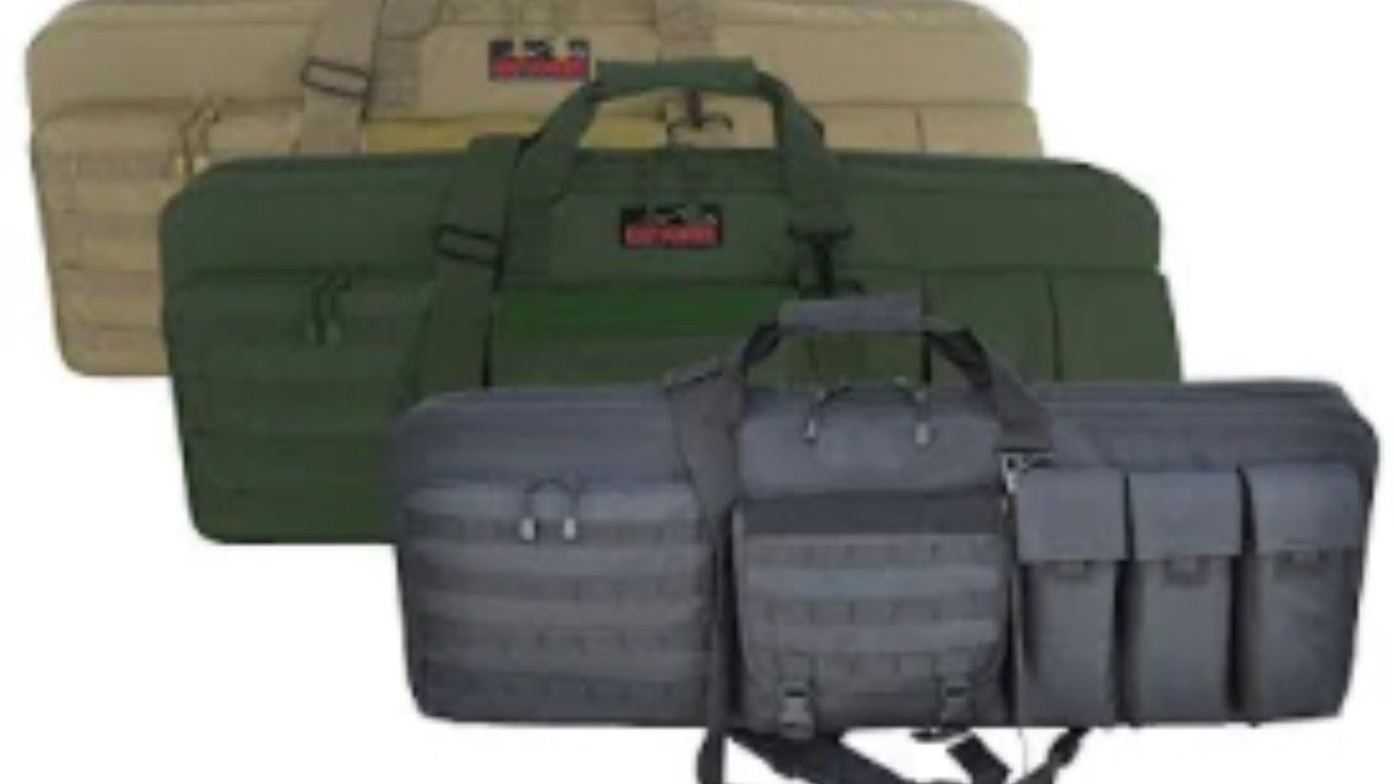 Caliber Corner Season 4, Podcast 191, Bags, Backpacks, Boxes and Cases for Firearm Travel