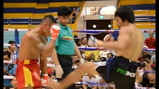ULC Power of LETWHAY Tha Pyay Nyo (Myanmar) vs Manny PacMan (Philippines)