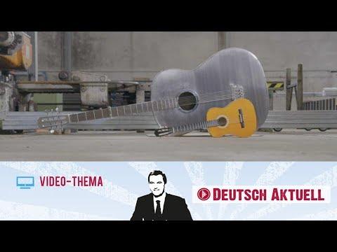 Eine Gitarre Für Die Ganz Großen   Deutsch Lernen Mit Videos