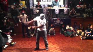 Sally Sly - Poppin Judge Demo - Battle Urbanation 2012