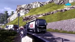 Game Euro Truck: Simulator 2 - PC - Submarino.com.br