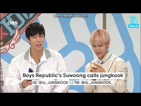 Jungkook's Caller Ring is IU's Raindrop (IU and Jungkook)