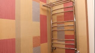 видео полотенцесушители для ванной в Москве