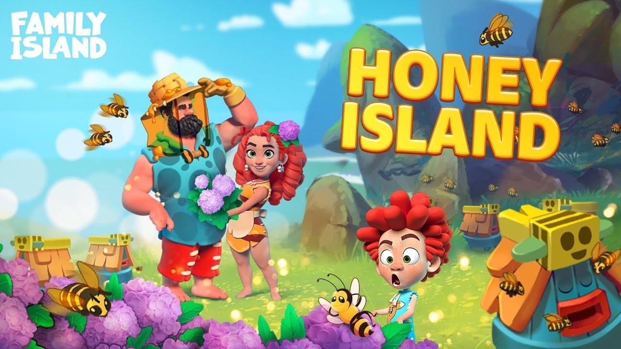 Family Island: Honey Island
