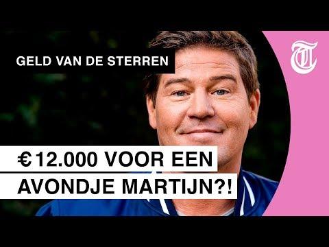 Zoveel verdient RTL-miljonair Martijn Krabbé - GELD VAN DE STERREN #30
