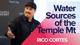 "Rico Cortes ""Water Sources of the Temple"" 