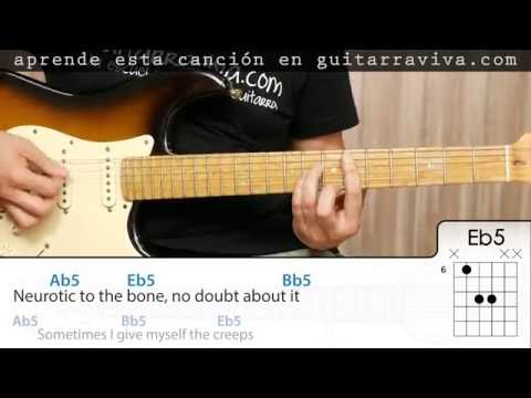 Cover Basket Case de Green Day (guitar chords)