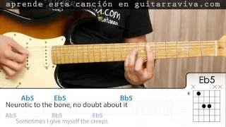 Cover Basket Case de Green Day (acordes guitarra)