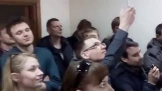 Алексей Навальный в Кемерово