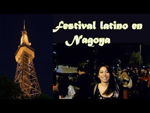 Festival Latino en Nagoya Japón Mayo 2018 / Así se divierten los latinos en Japón.