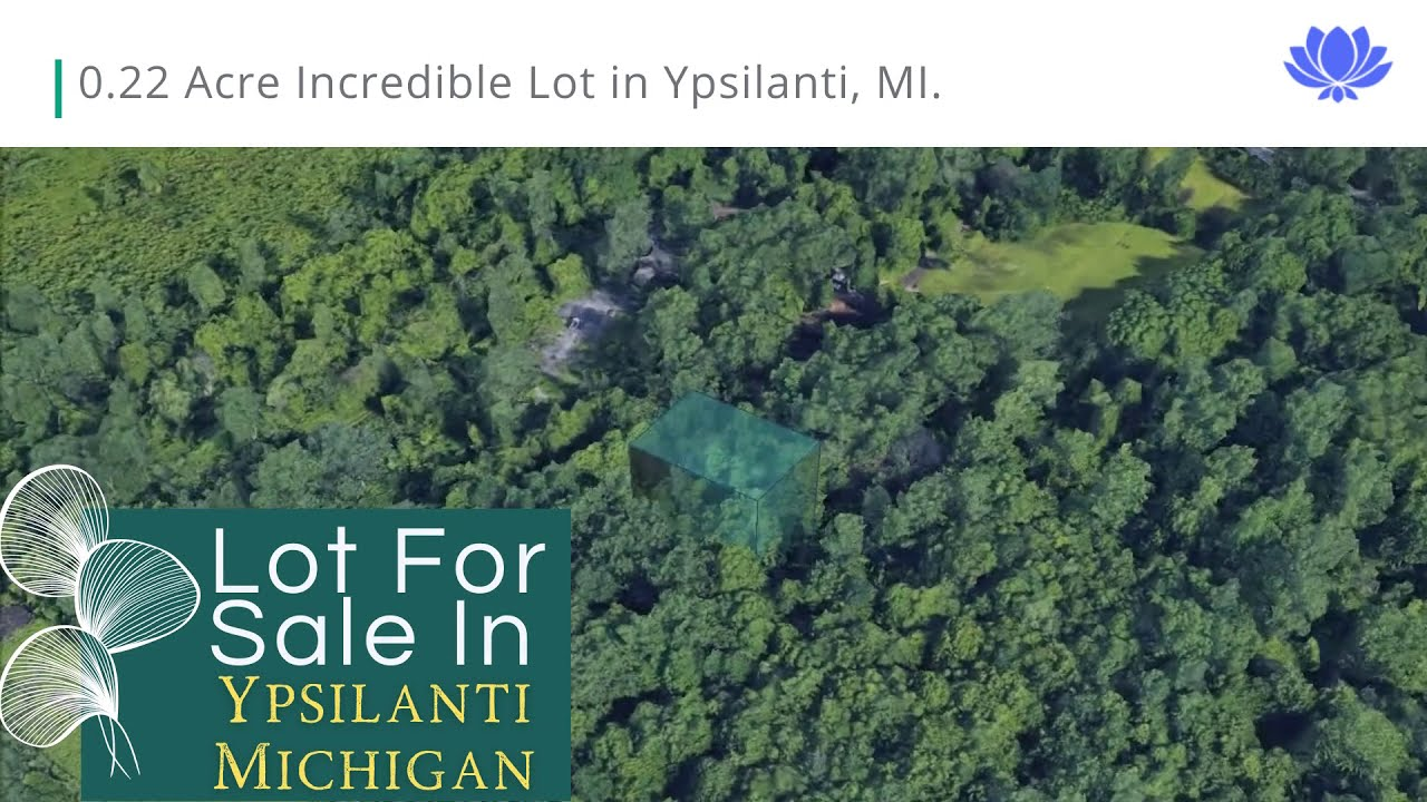 0.22-Acre Lot | In Ypsilanti, Michigan | Priced for Quick Sell | Financing Guaranteed!