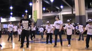 "Next Step Dance Crew Clip 2 Featuring ""Uneek FX"" Guest Performance"