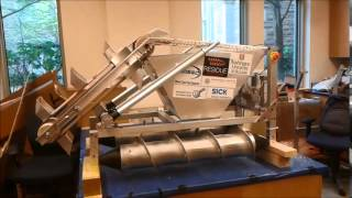 WashU in St. Louis, SPARC 2.0, NASA Robotic Mining Competition
