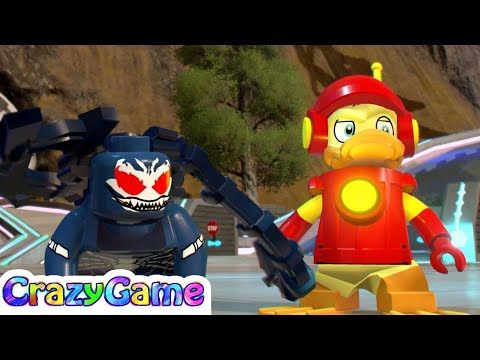 Lego marvel superheroes 2 how to unlock gwenpool mission 9