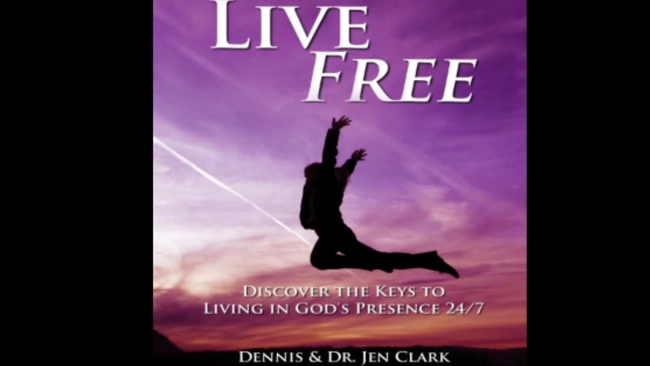 Free Audio Book Preview~ Live Free ~Dennis & Dr  Jen Clark