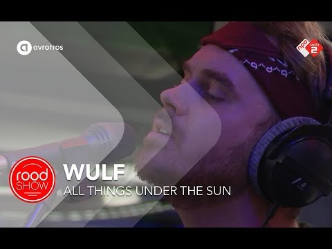 Wulf - All Things Under The Sun live @ Roodshow Late Night