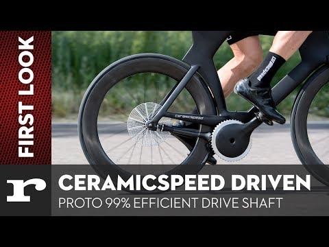 CeramicSpeed Driven chainless