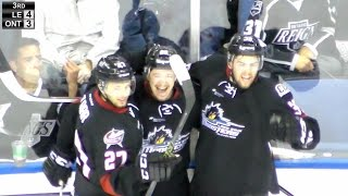 calder cup western conference final game 1 highlights
