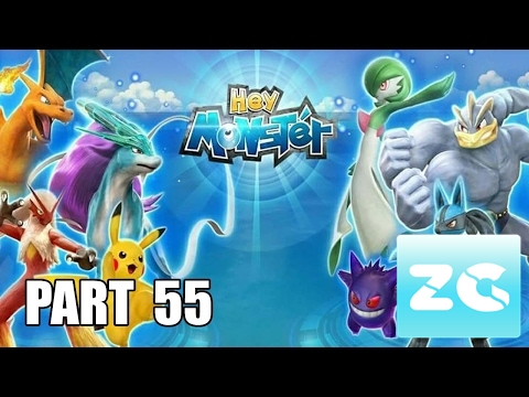 Hey Monster ( Monster Park ) Android / IOS Walkthrough Part 55 Gameplay HD - YouTube