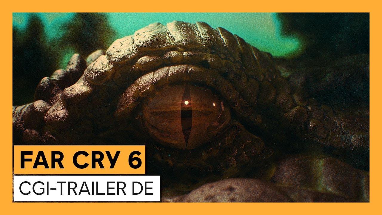 Far Cry 6: CGI-Trailer | Ubisoft Forward |DE | Ubisoft