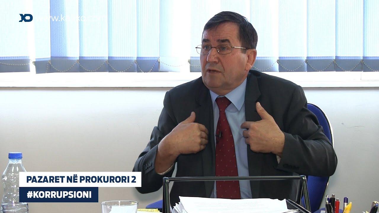 Emisioni Drejtesia ne Kosove Pazaret ne Prokurori 2