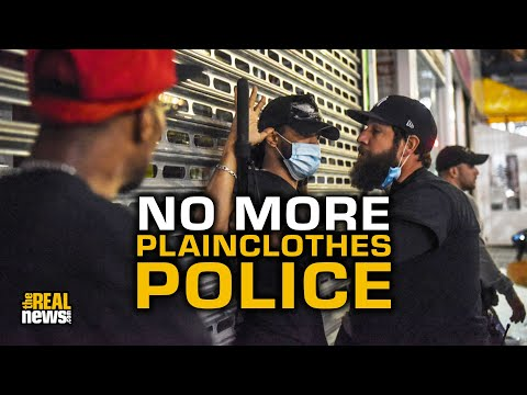 Why Disbanding Plainclothes Police Units Isn't Enough