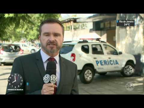 Motorista bêbado atropela e mata skatista em Porto Alegre - SBT Brasil (21/03/17)