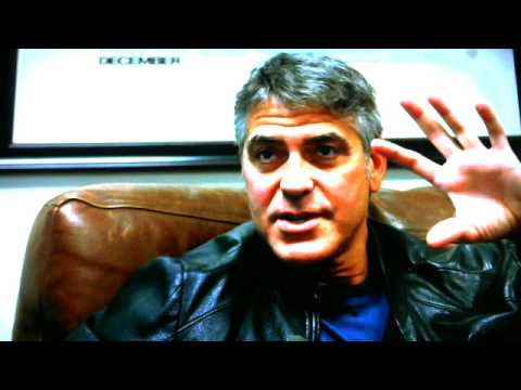 George Clooney Interview - From Dusk Till Dawn