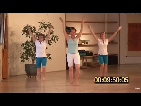 Download La marche active chez soi, renforcement musculaire - Cours fitness complet