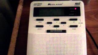 NOAA Weather Radio - EAS #723: Tornado Warning (6/10/2013)
