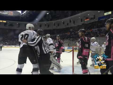 Reign Rewind: AHL President/CEO Andrews visits the I E  - LA