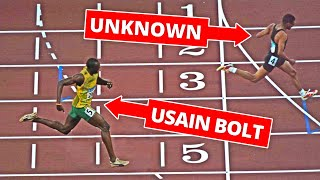 When Unknown Runners Beat World Champions