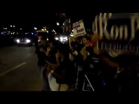 Ron Paul's Incredible Support at Tampa Debate 1-23.wmv