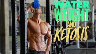 Low Carb Ketogenic Diets & Dehydration: Reduce Water Weight- Thomas DeLauer