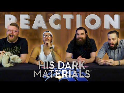 His Dark Materials: Season 1 | SDCC Trailer REACTION!!