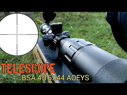 Review telescope bsa 4 16x44 aoeys