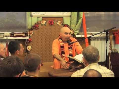 Бхагавад Гита 12.13-14 - Бхактиведанта Садху Свами