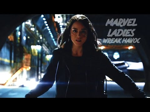 MARVEL Ladies || Wreak Havoc