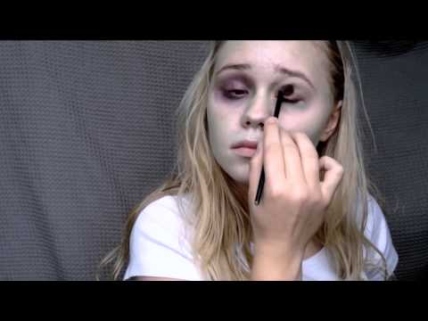 Zombie Makeup Tutorial | Ine