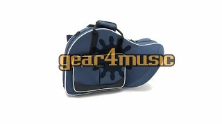 Deluxe French Horn Case by Gear4music